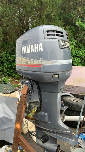 Yamaha outboards 200hp saltwater series 2 for Sale in Manassas, VA