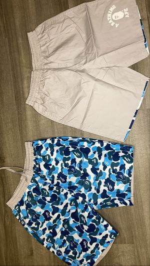 Bape shorts for Sale in Fort Lauderdale, FL