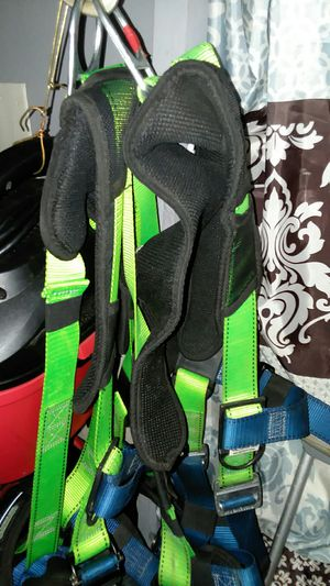 2 used fall safety harness advanced brand for Sale in Lock Haven, PA