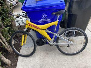 Trek Mountain bike carbon fiber full suspension excellent condition XTR! for Sale in San Diego, CA