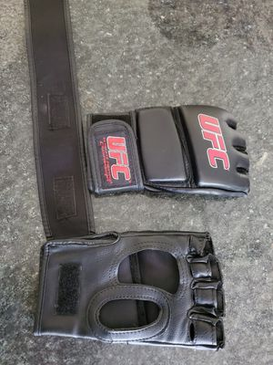 UFC gel gloves for Sale in Tacoma, WA