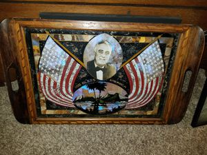 Antique reverse glass painting for Sale in Knoxville, TN