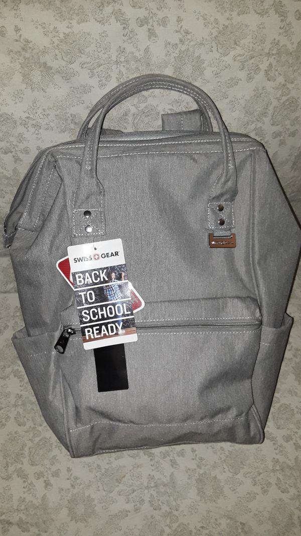 Swiss gear back pack