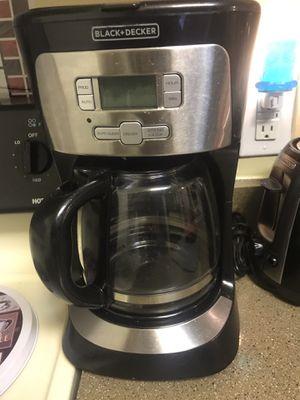Black and Decker Coffee maker for Sale in Nashville, TN