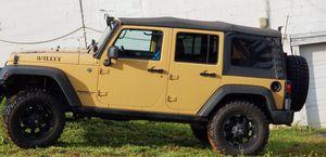 2014 Jeep Wrangler Unlimited for Sale in Suwanee, GA