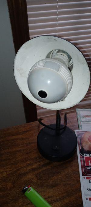 ICanSee Lightbulb fisheye security camera for Sale in Tuscaloosa, AL