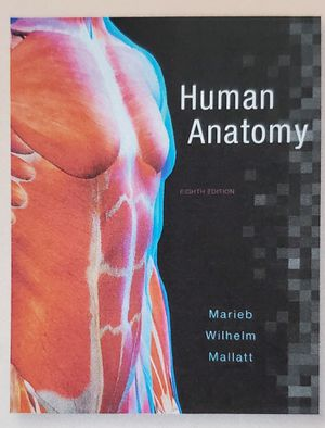 Human Anatomy, 8th edition Textbook + Access Code + Practice Anatomy Lab 3.0 Disk for Sale in Brea, CA