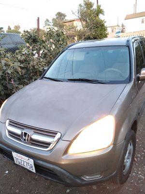 Honda crv 2003 123000 miles for Sale in Tijuana, MX