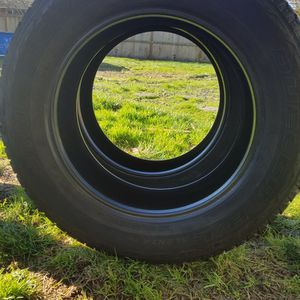 Two Bridgeport 245/60R18 for Sale in Lacey, WA
