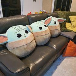Squish Pillow, The Child, Disney, Baby YODA for Sale in Burien,  WA