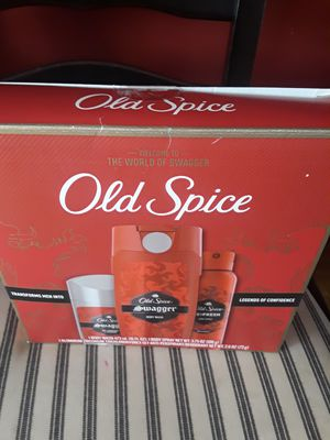 Old Spice Swagger Gift set for Sale in Chicago, IL