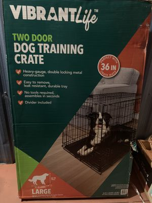 Dog crate for Sale in Cleveland, TX