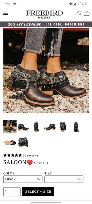 Freebird Saloon Boots for Sale in Cape Coral, FL