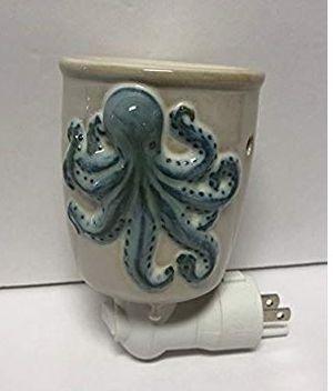 Scentsy Octopus Mini Nightlight Warmer for Sale in Montebello, CA