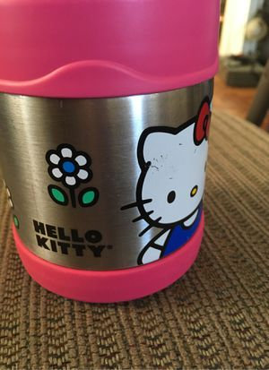 Hello kitty thermos for Sale in Santa Ana, CA
