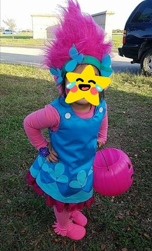 Poppy Troll Costume for Sale in Austin, TX