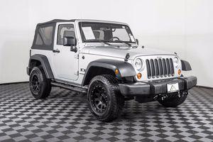 2008 Jeep Wrangler for Sale in Lynnwood, WA