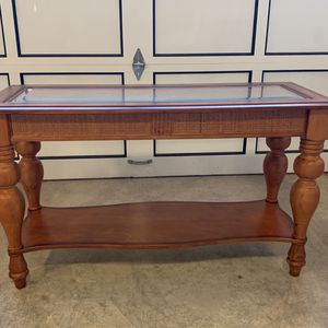 Sofa Table for Sale in Woodinville, WA