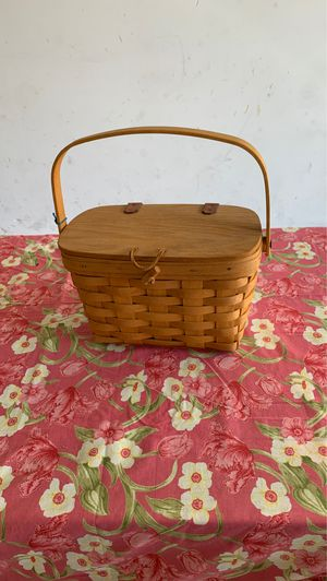 Longaberger Basket Purse for Sale in Arlington Heights, IL