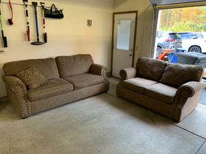 Sofa and Love seat for Sale in Orchard Park, NY