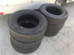 "6 Michelin 16"" Tires Truck Dually RV Motorhome for Sale in Vista, CA"