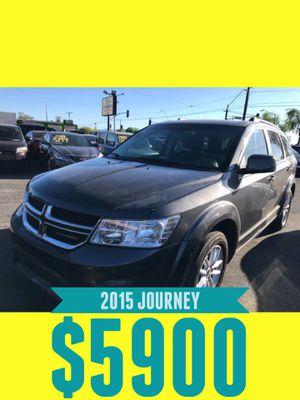 2015 Dodge Journey SXT for Sale in Phoenix, AZ