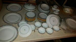 54 piece assortment matching Hutschenreuther Bavarian Fine China for Sale in Grosse Pointe Park, MI