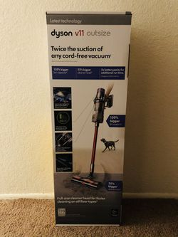 New Dyson V11 Outsize Vacuum Cleaner for Sale in Tacoma,  WA