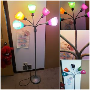 Floor lamp for Sale in Elgin, IL