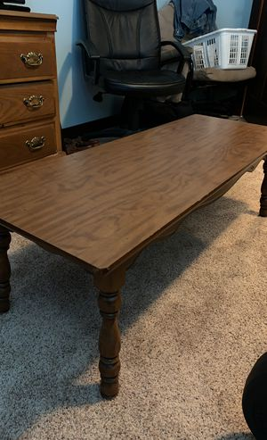 Coffee table for Sale in Eau Claire, WI