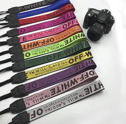 """Off-White"" Camera Strap For Canon Lumix Nikon Sony Panasonic Fujifilm Olympus for Sale in Anaheim,  CA"
