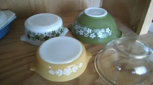 4 Pyrex bowls for Sale in Canyon Lake, CA