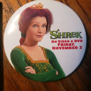 Shrek Promo Movie Pin for Sale in Sanford, FL