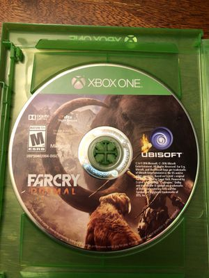 Far cry primal for Xbox one for Sale in Ontario, CA