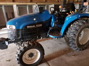 New Holland tractor for Sale in Canton, OH