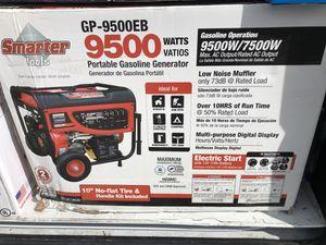 Smarter Tools 9500 Watt Generator for Sale in West View, PA