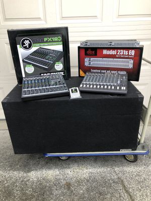 Dj equipment for Sale in Auburn, WA