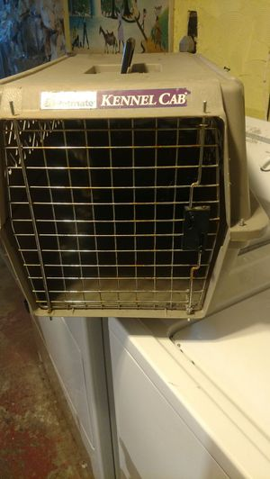 Petmate® kennel cab Dog or cat Carrier for Sale in Brockton, MA