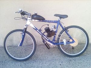 MOTORIZED SCHWINN MOUNTAIN BIKE for Sale in Fresno, CA
