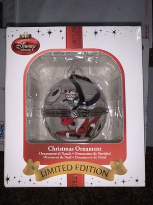 EXTREMELY RARE Limited Edition Nightmare Before Christmas Ornament for Sale in Goodlettsville, TN