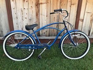 Electra mens beach cruiser 3 speed bike for Sale in Livermore, CA