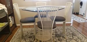 Breakfast table and chairs for Sale in Savage, MD