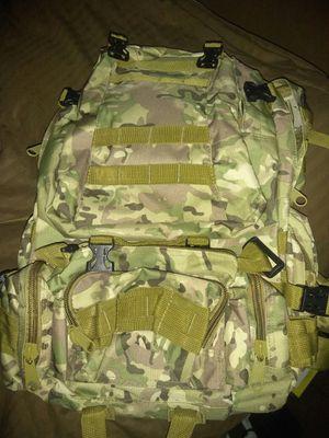 New heavy duty camo backpack for Sale in Nashville, TN