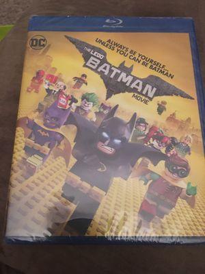 LEGO Batman Blu-ray for Sale in Joice, IA
