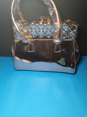Bronze Cage bag for Sale in Raleigh, NC