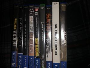 Video games for Sale in Fresno, CA