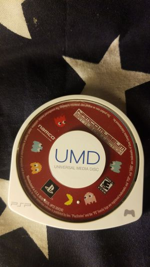 Namco Museum: Battle Collection (PSP) for Sale in Houston, TX