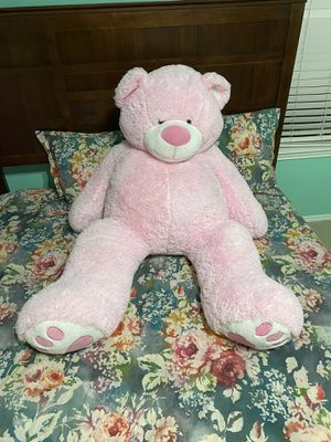 Oversized Pink Teddy Bear for Sale in Plano, TX