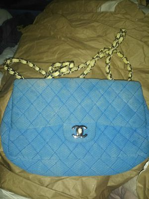 Classic chanel hand bag for Sale in Seattle, WA
