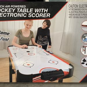 "MD Sports 48"" Air Powered Hockey Table for Sale in Whittier, CA"